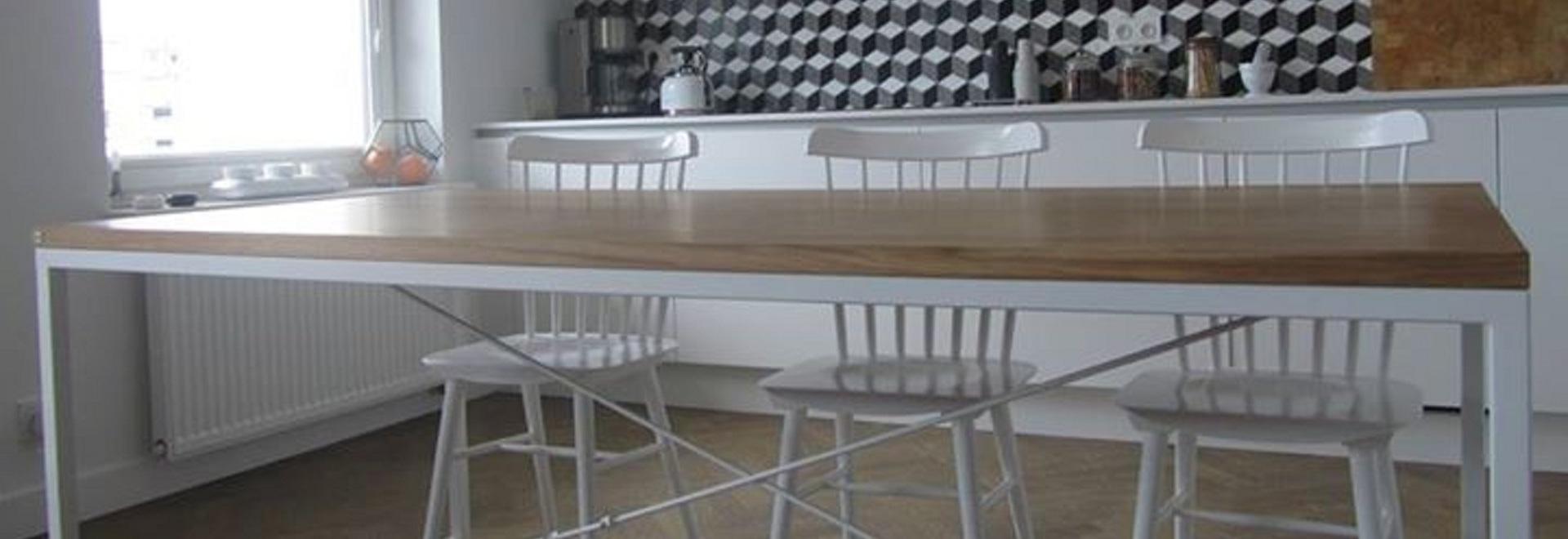 Faszinierend Küche Industriedesign Foto Von Das Der Tabelle Montana Im Hellen Wersion