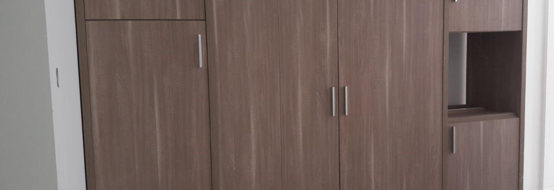 Installiert 105 Miniküchen am Shamal-Wohnsitz-Gebäude in Dubai