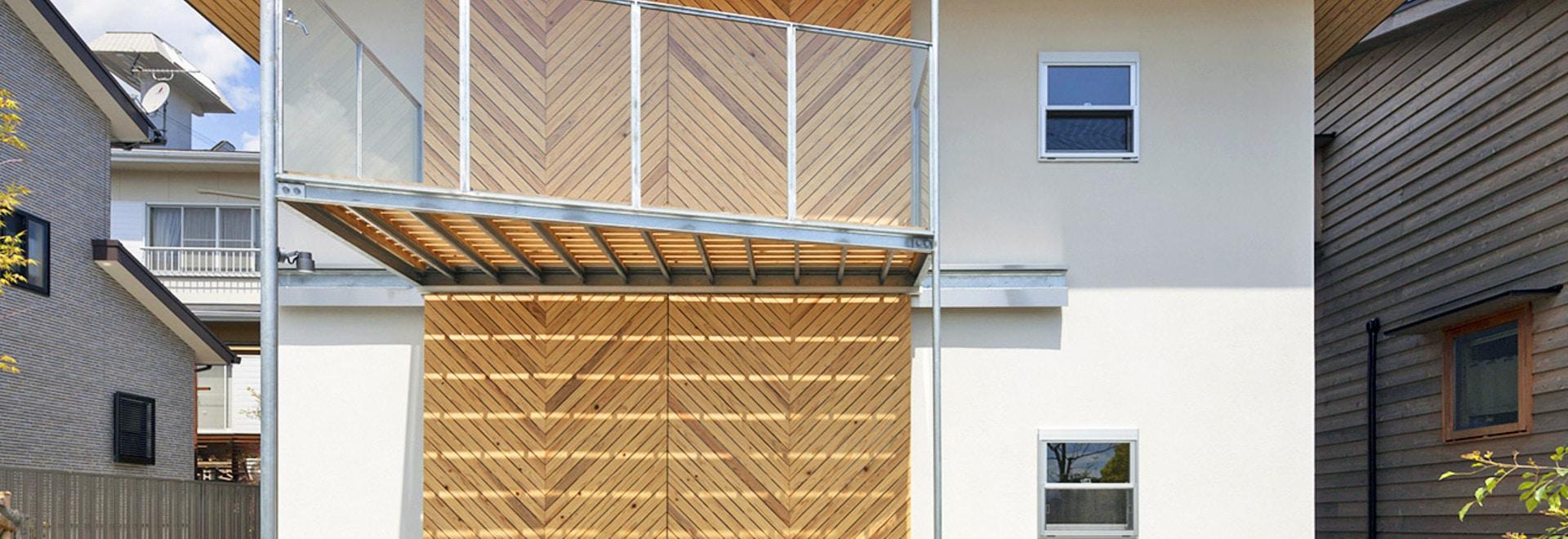 Wonderful Japanisches Haus Verwendet Hölzernes Materielles Stärkeres Als Stahl, Um  Naturkatastrophen Zu Bekämpfen