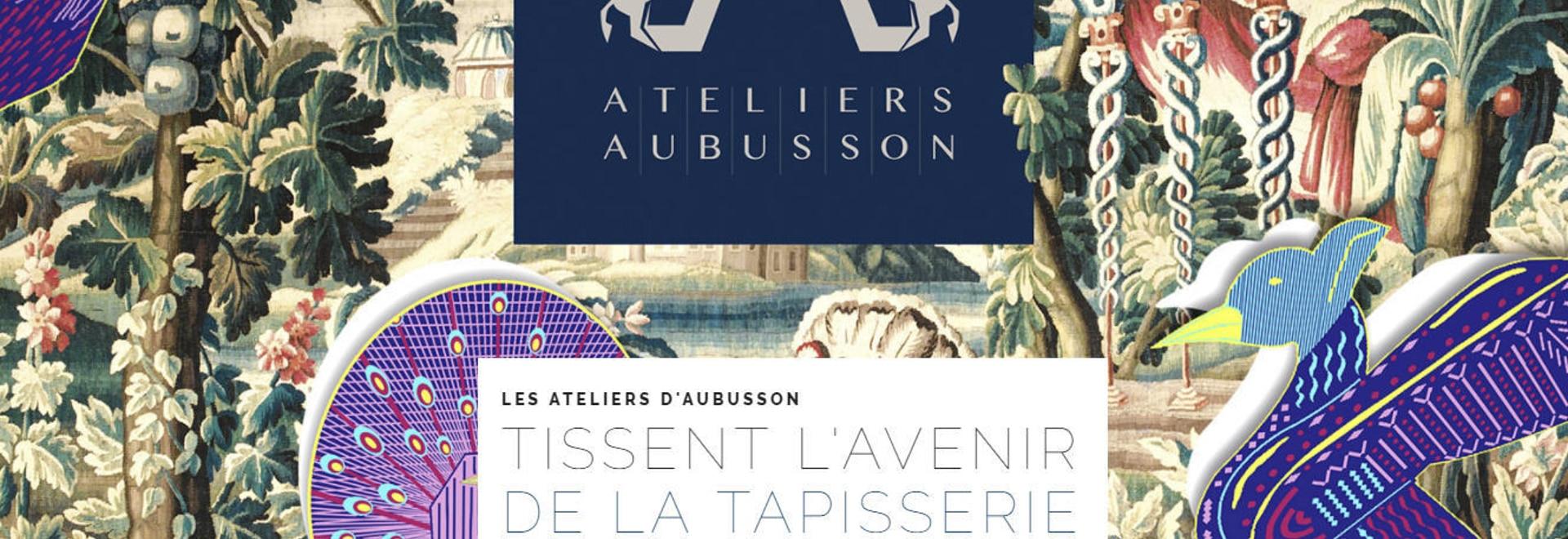 Les-Ateliers d'Aubusson spinnen die Zukunft der Tapisserie