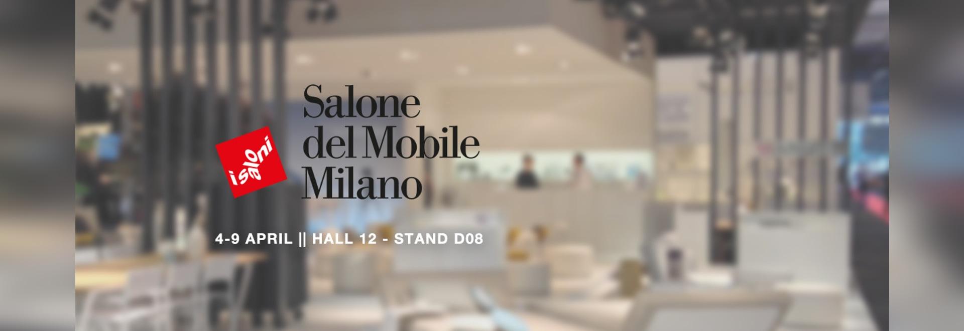 Manutti bei Salone Del Mobile Mailand