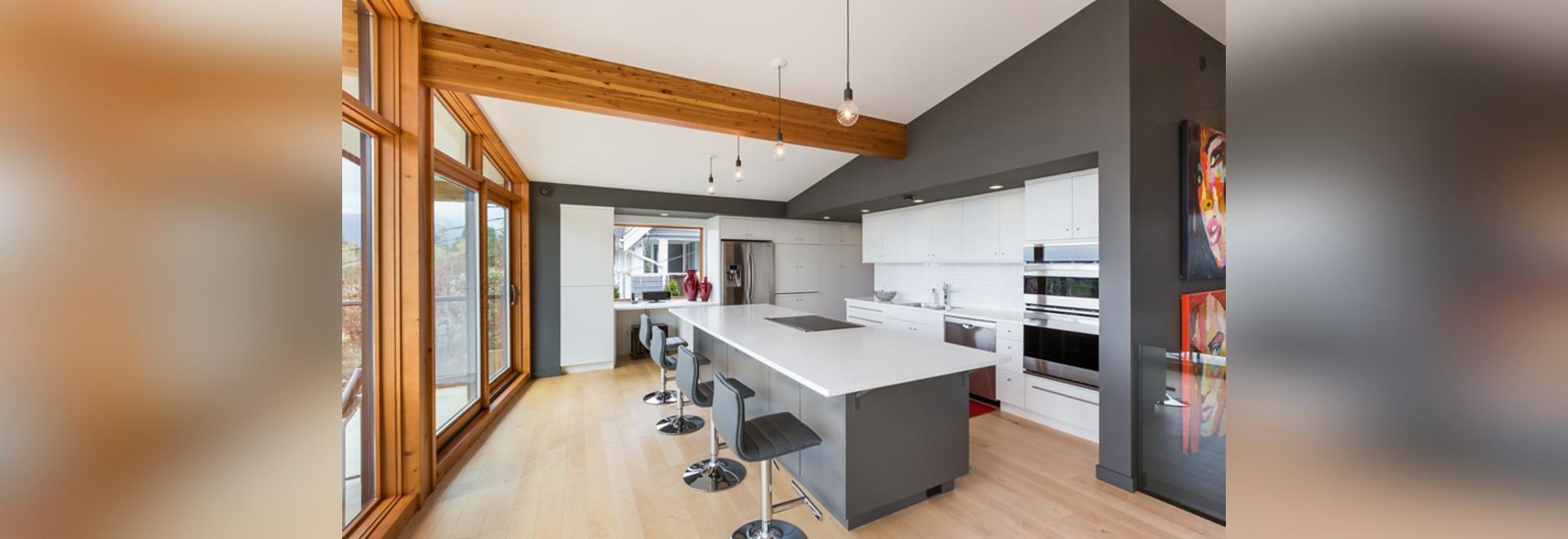 Ein Mitte  Des Jahrhundertsmodernes Haus In Vancouver Erhält Ein Update