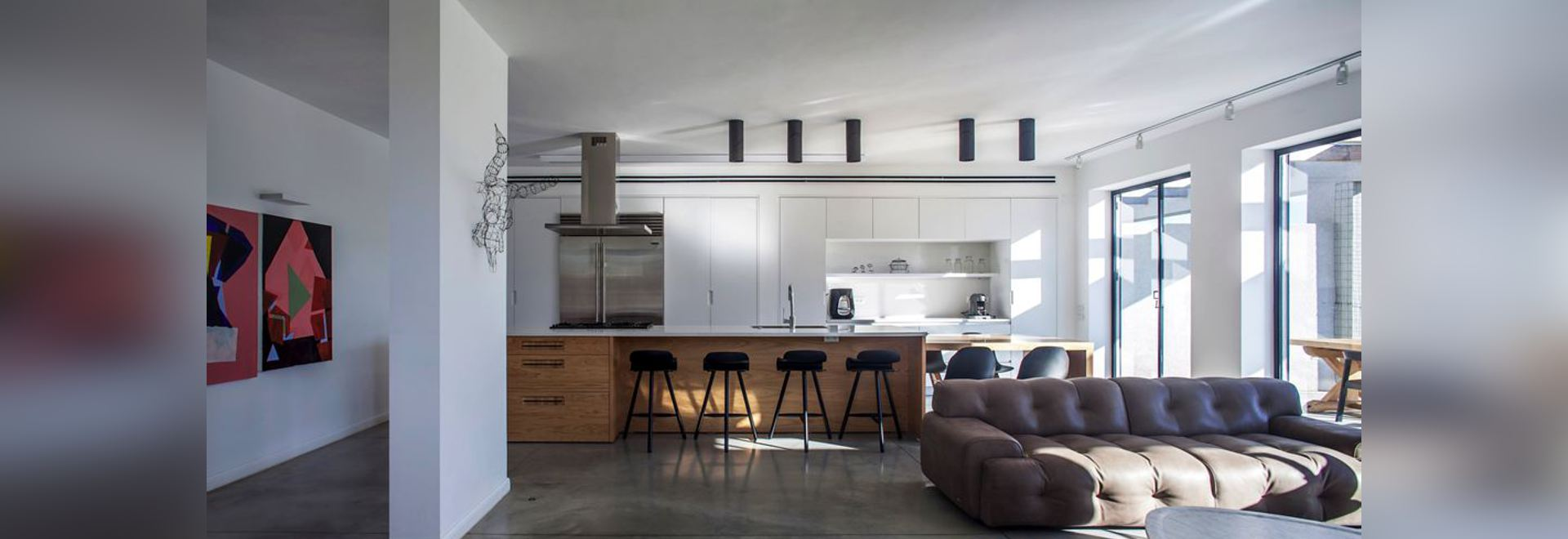 "Ein modernes ""Kibbuz-"" Haus - Lohamei HaGeta\'ot, Israel"
