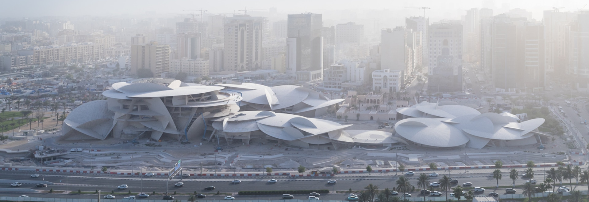 Nationales Museum von Katar / Atelier Jean Nouvel