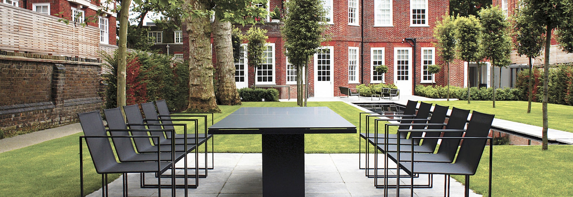 Neues Design: Die exklusive Gartenmöbel-Linie FueraDentro - FueraDentro