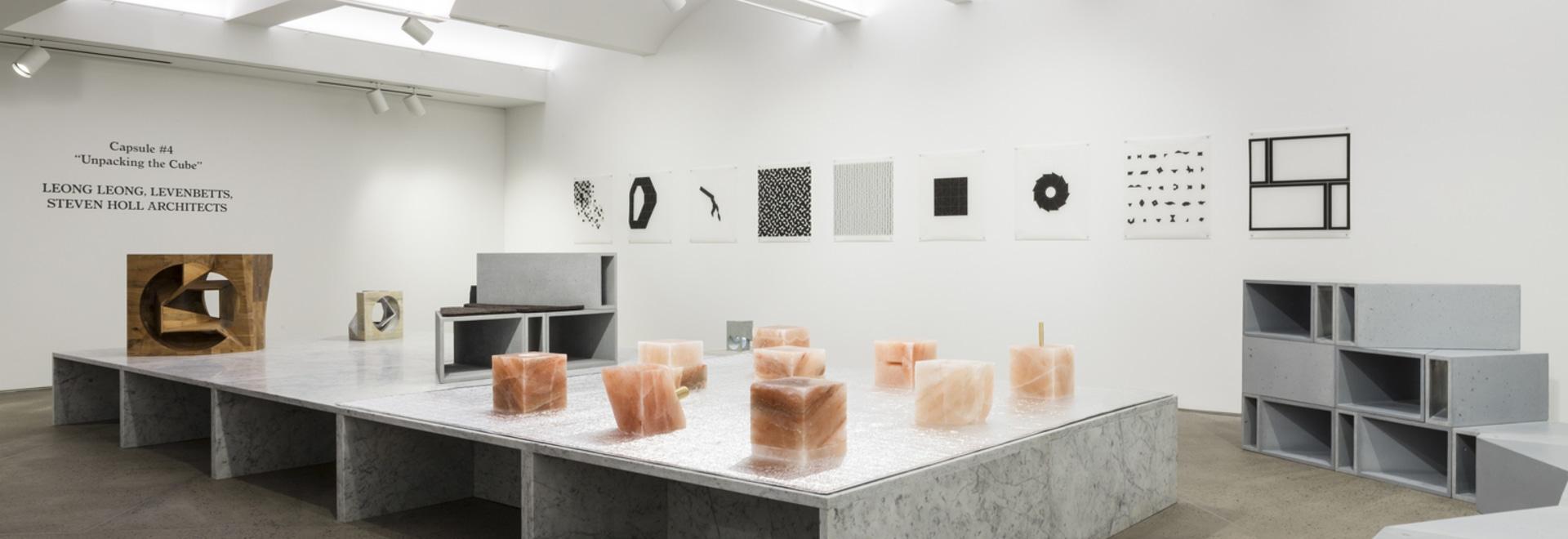 Rubiks Würfel: drei Architekten denken über ihre Arbeit an der ...