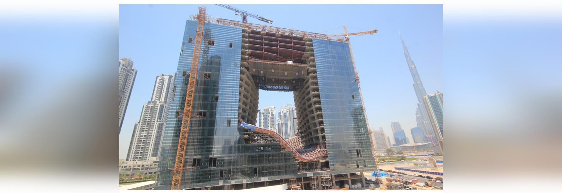 der Opus: Dubai-Entwicklung umfasst zaha hadid Denkmal - Dubai ...