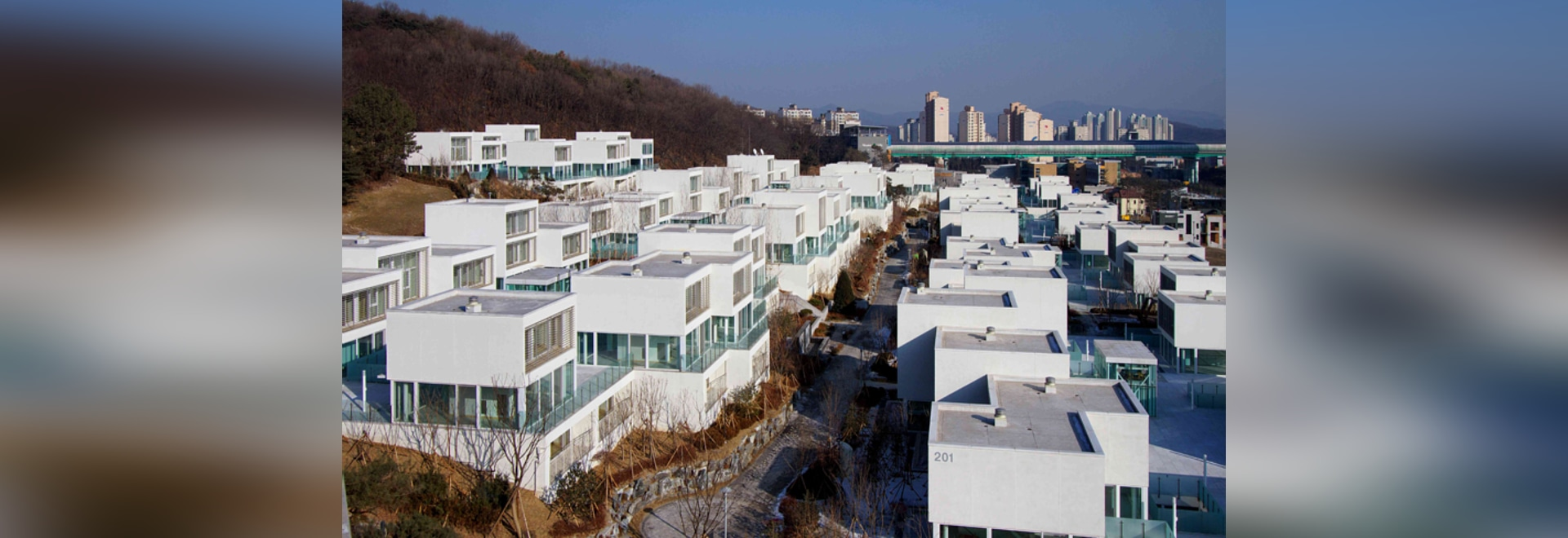 Pangyo Gehäuse - Seongnam-si, Gyeonggi-do, South Korea