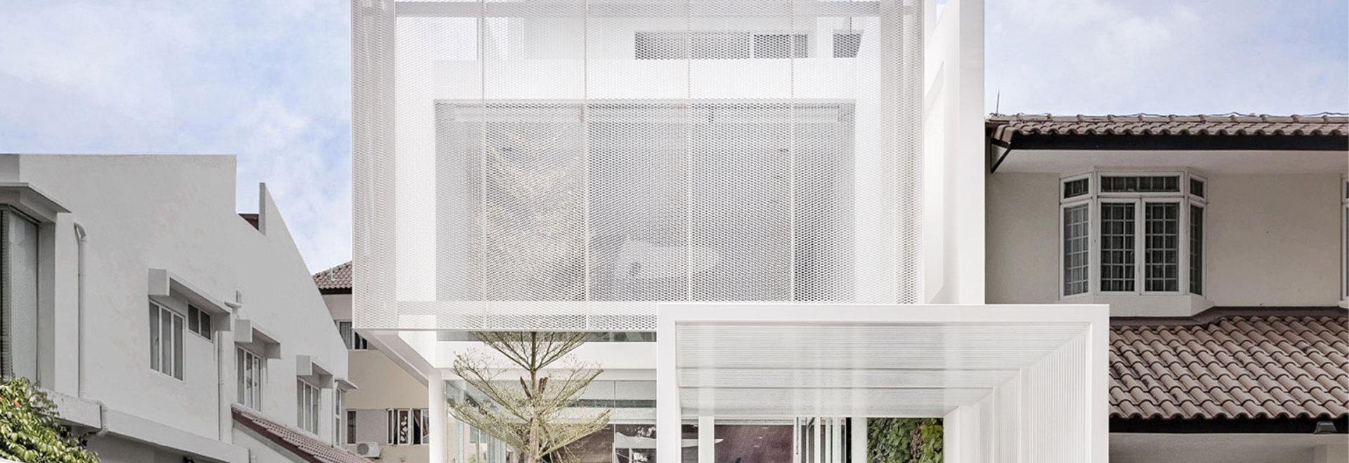 Großraum: Singapurs Greja Haus ist entworfen, um Interaktion zu ...