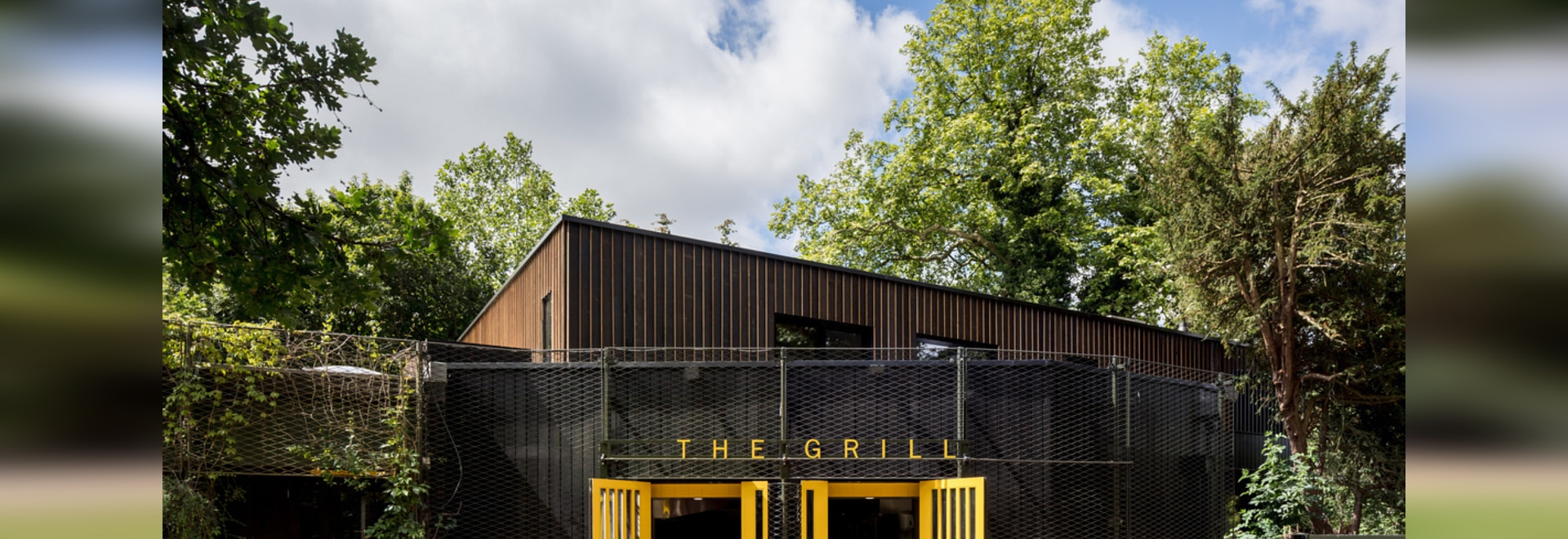 Regent's Park -Freilicht-Theater/Reed Watts Architects