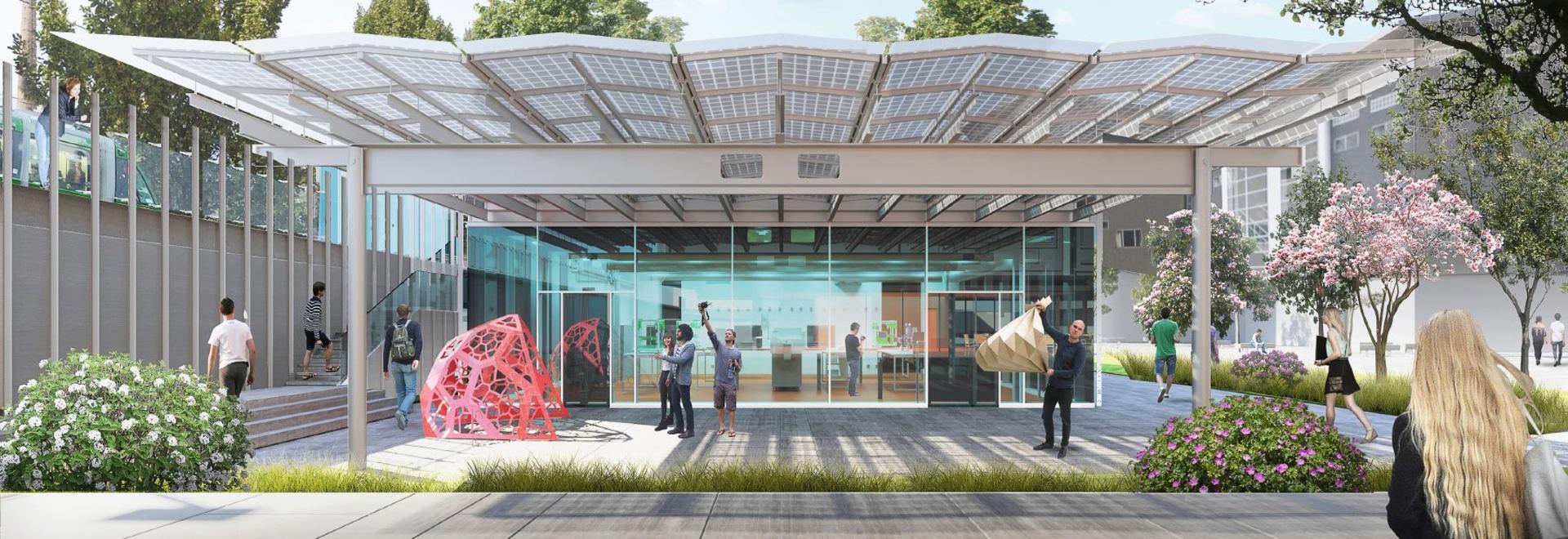 Renzo-Klavier plant neuen Architekturcampus für politecnico Di Mailand