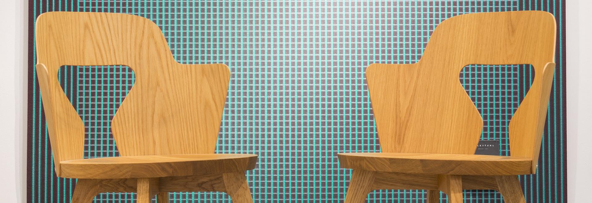 Stammplatz-Stuhl in Mailand!