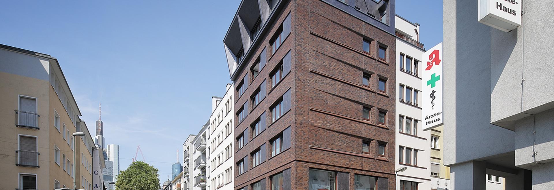 Töngesgasse, Frankfurt