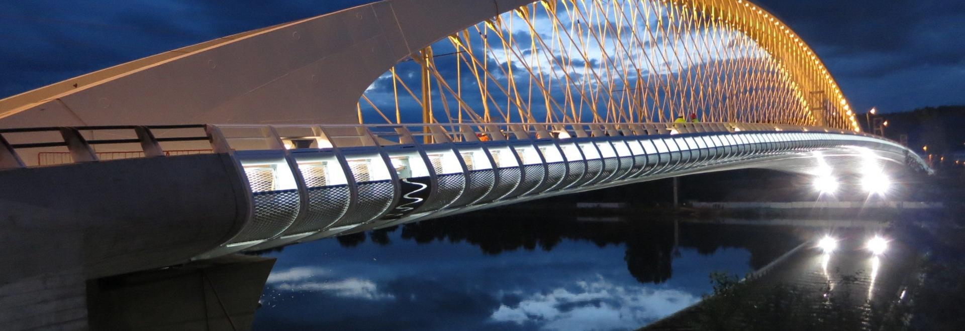 Troja-Brücke