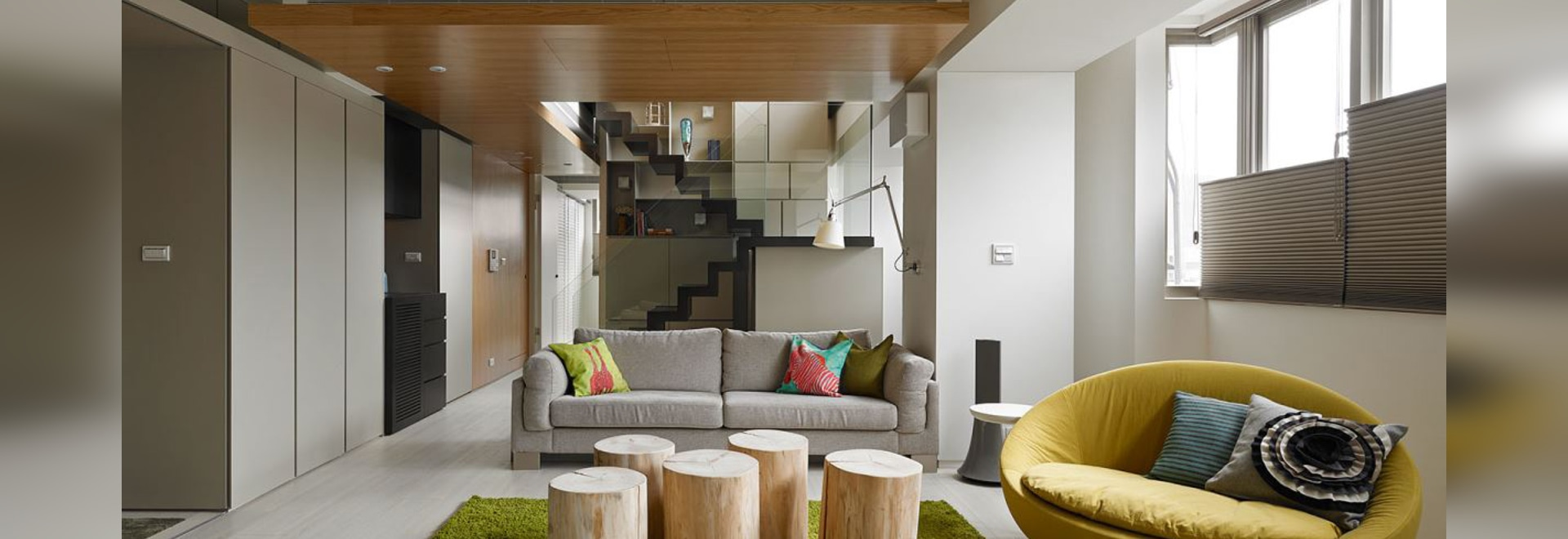 Unbedeutender Luxus von Asien: 3 erstaunliche Häuser durch freien ...