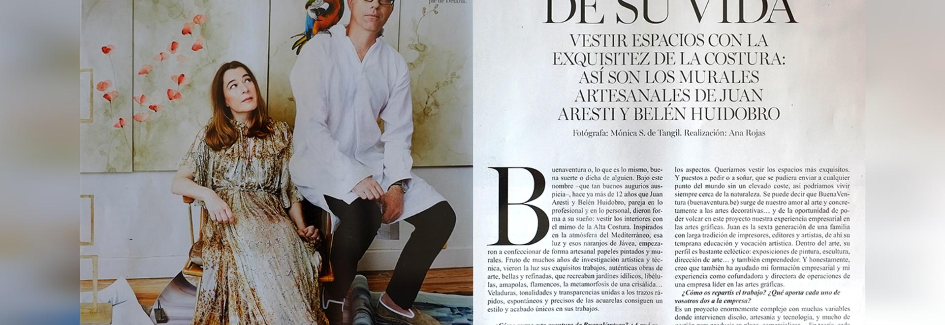 Vogue-Leben