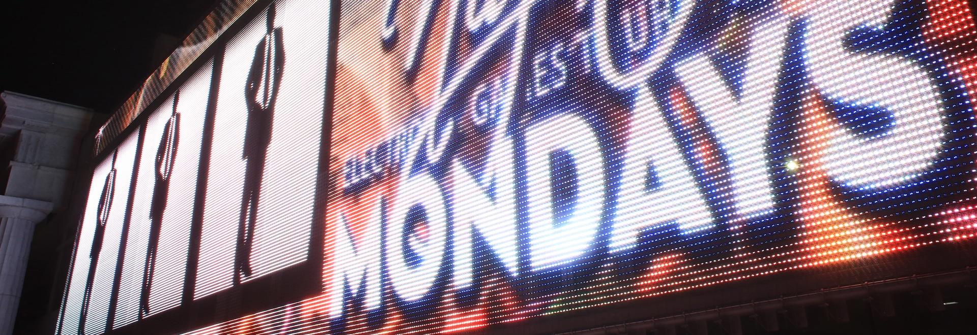 WinStar-Weltkasino zieht spielende Fans mit einer gesponnenen Medienfassade an