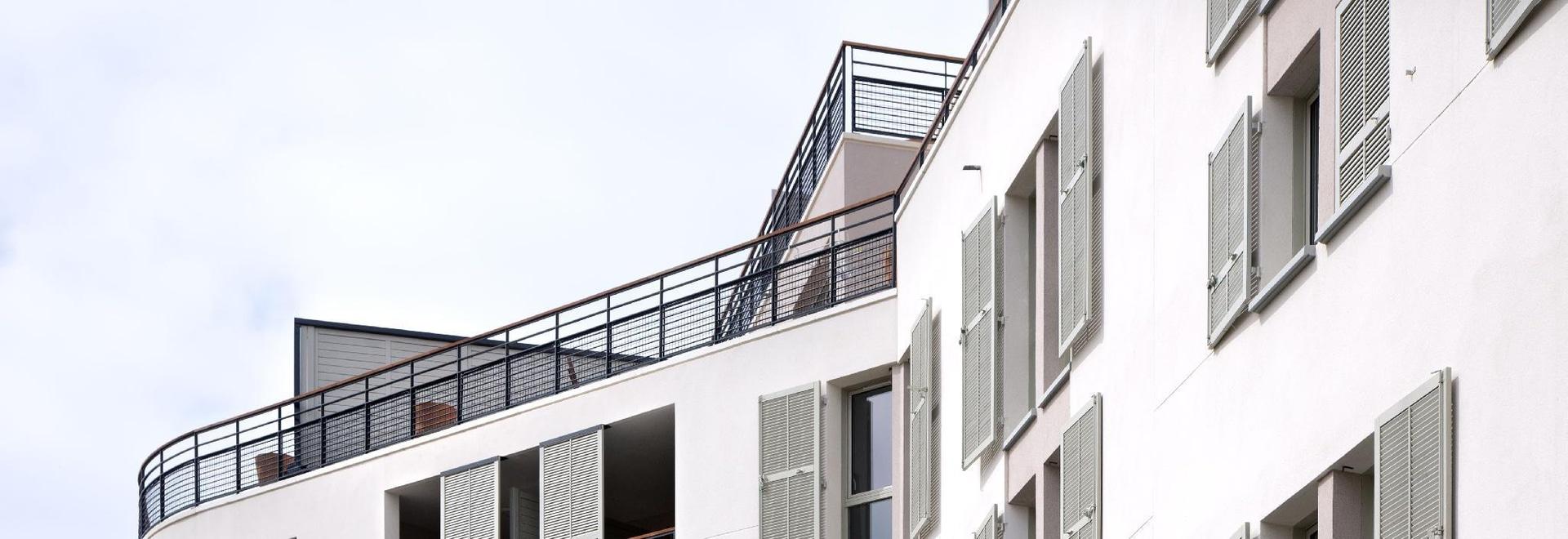 Wohnung Hôtel-Dieu – Karisma und Samsara