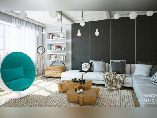 Fußboden Für Wohnung ~ Stilvolle st petersburg wohnung für ein künstlerisches berufspaar