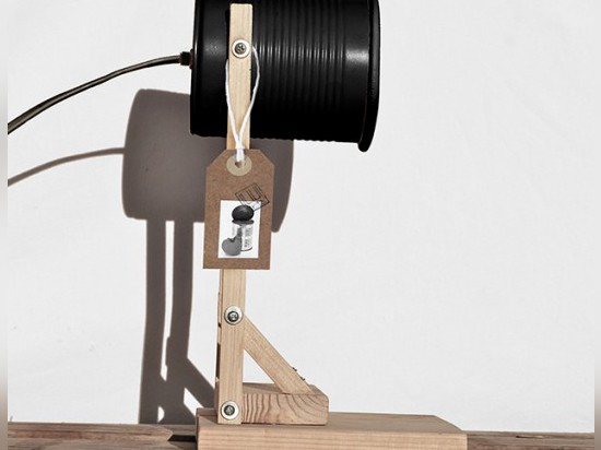 Moderne Lampen 13 : Iliui macht alte blechdosen zu kühle moderne aufgaben lampen