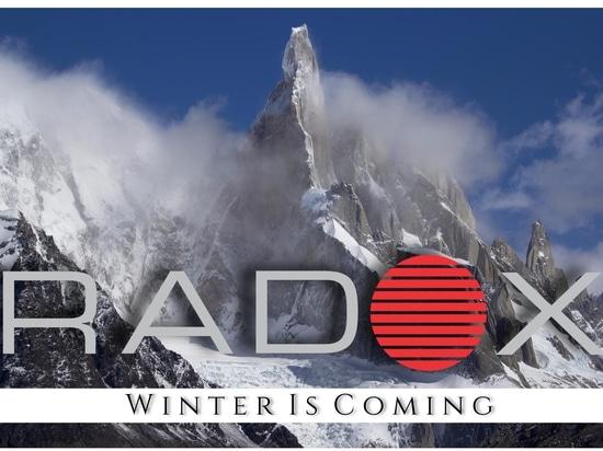 Radox. Winter kommt