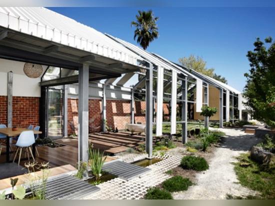 Lovely Andrew Maynard Fügt Gewächshaus Wie Verlängerung Einem Melbourne Haus  Hinzu? Aber Lässt Es