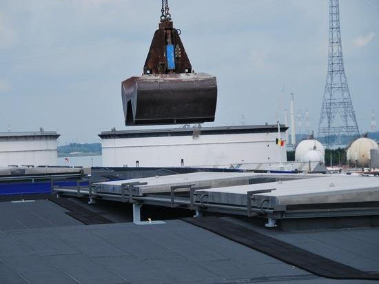 Einziehbares Dach für mehr Zugänglichkeit