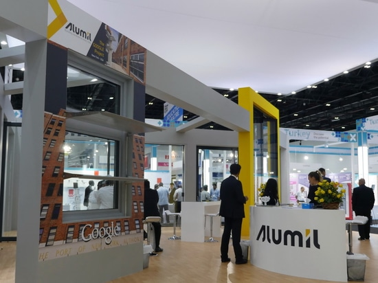 Windows-Tür- u. -fassadenausstellung in Dubai