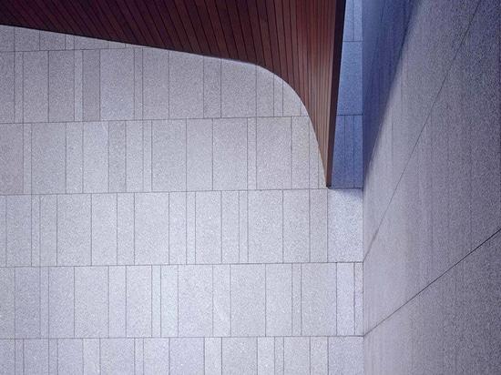 Pascal arquitectos entwirft das Trauerhaus als nachdenklicher Raum