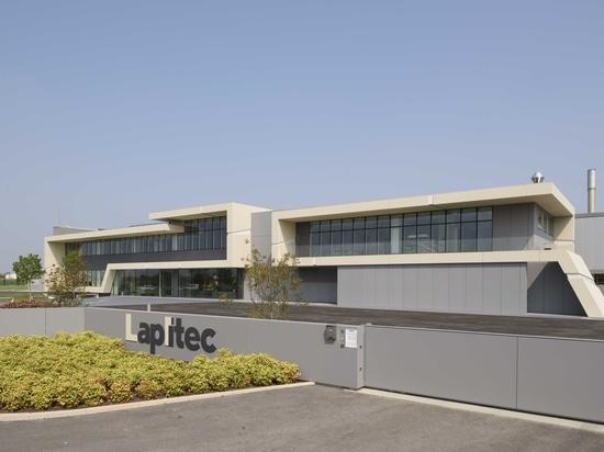 Lapitec® und Fila besiegeln eine Partnerschaft zum Anbieten von Dienstleistungen und Lösungen für die Bau- und Einrichtungsbranche