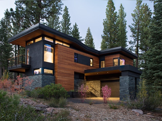 Methoden-Häuser fabrizierten nach Hause vor