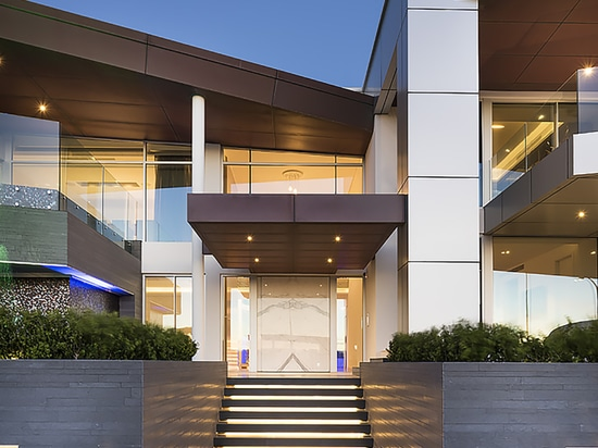 Betäubungswohnsitz in Sorrent, West-Australien