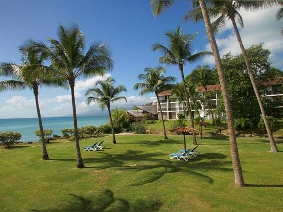 Hotel kreolischer BADEKURORT – kein Name