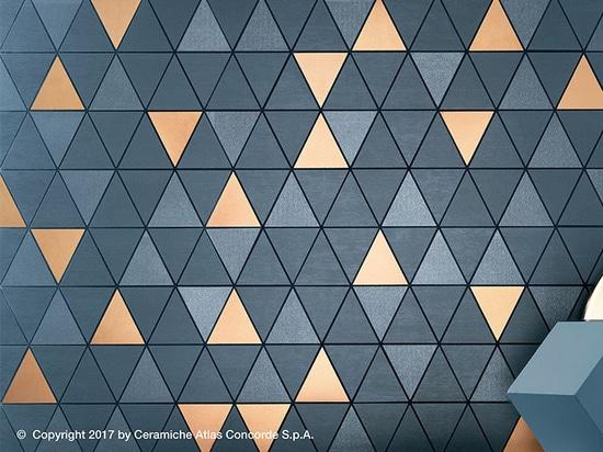 Atlas Concorde Mek Blue Mosaico Diamond