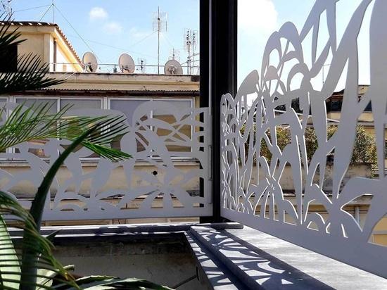 Terrassenschirme