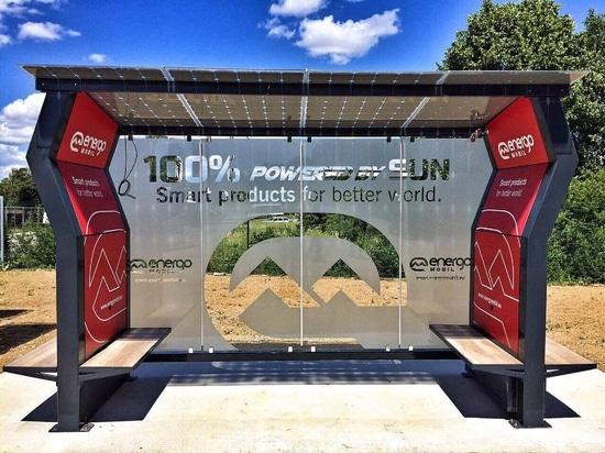 Solarbusbahnhof