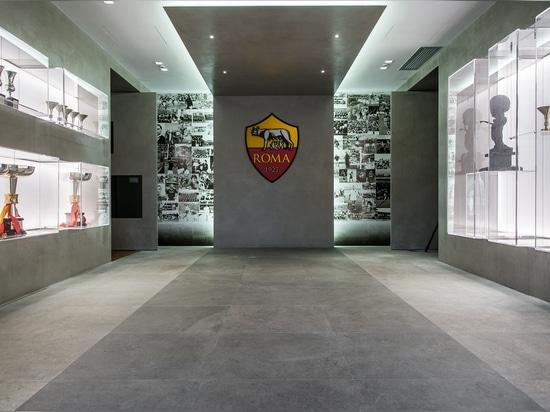 A.S. Roma - Trigoria-Sport-Komplex