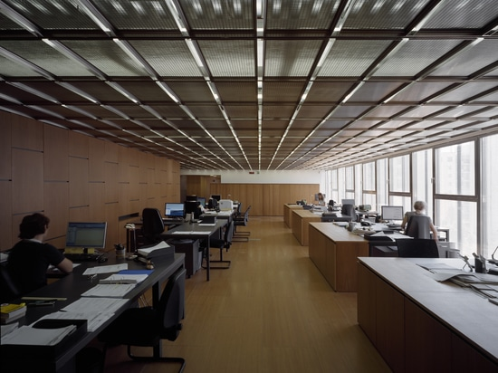 Falsche Decke - Costacurta-Hauptsitze; Mailand