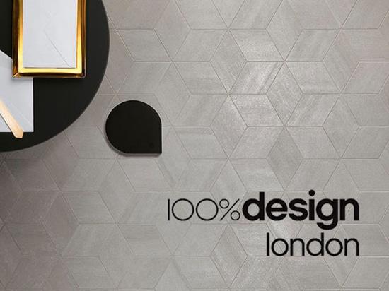 100 % Made in Italy aus dem Hause Atlas Concorde auf der 100 % DESIGN in London