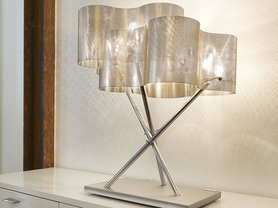 Wolken-Wand-Lampe N°33