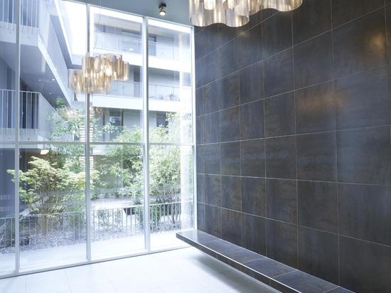 Projekt durch Cogedim im Gebäude in Paris