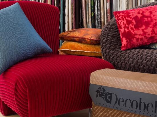 Decobel und Houlès: zwei hervorragende Textilfirmen Zusammenschluss