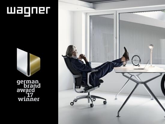 WAGNER-SIEGER DES DEUTSCHEN PREISES DER MARKEN-2017