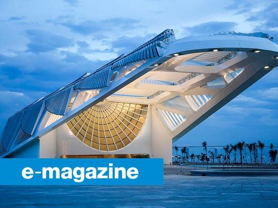Höflichkeit von Santiago Calatrava