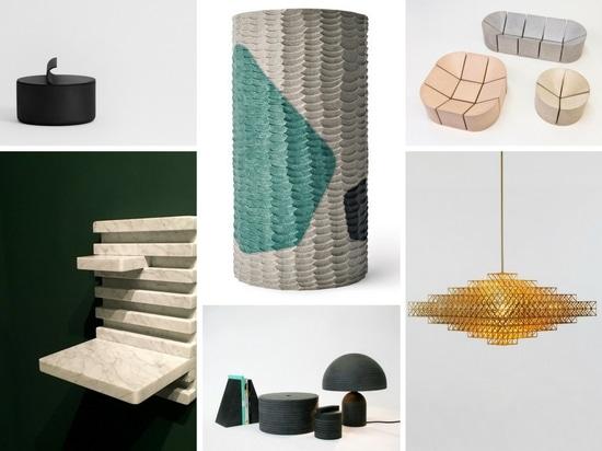 Produkte entworfen von Philippe Malouin.