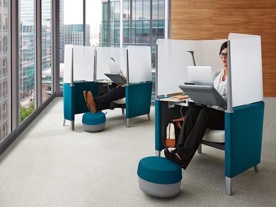 Das hybride Büro: Mehr als offener Raum