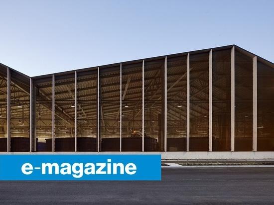 Höflichkeit von Longva Arkitekter