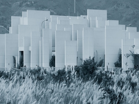 Höflichkeit von CAZA-Architektur