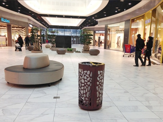 Einkaufszentrum