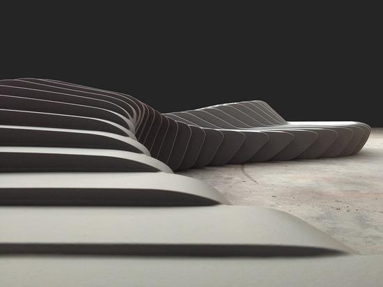 Cliffy durch österreichischen Designer Rainer Mutsch.